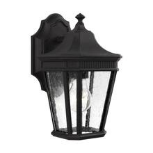 Cotswold Lane Extra Small Lantern Black