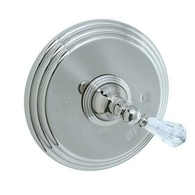 Asbury - Pressure Balance Mixing Valve Trim - Brushed Nickel