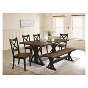 5015 Lexington 5-Piece Dining Set (4 Chairs)