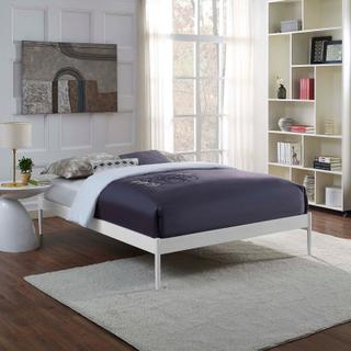 Product Image - Elsie Queen Bed Frame in White
