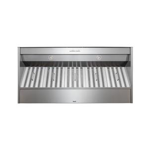 "48"" x 22.5"" depth Stainless Steel Built-In Range Hood with iQ12 Blower System, 1500 Max CFM"