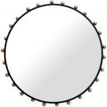"See Details - Raven Mirror - 32"" W x 3"" D x 32"" H"