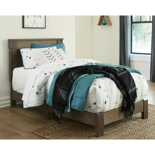 Signature Design By Ashley - Shamryn Twin Panel Bed