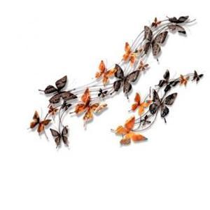 Artisan House - Spring Butterflies II - Chrome