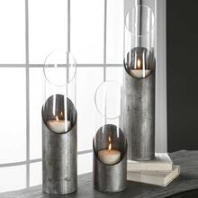 View Product - Karter Candleholders, S/3