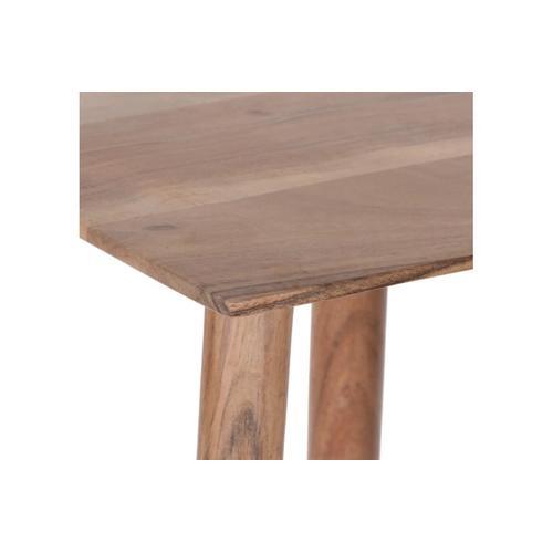 Porter International Designs - Portola Natural Plant Stand / Accent Table, 1911-011LNT