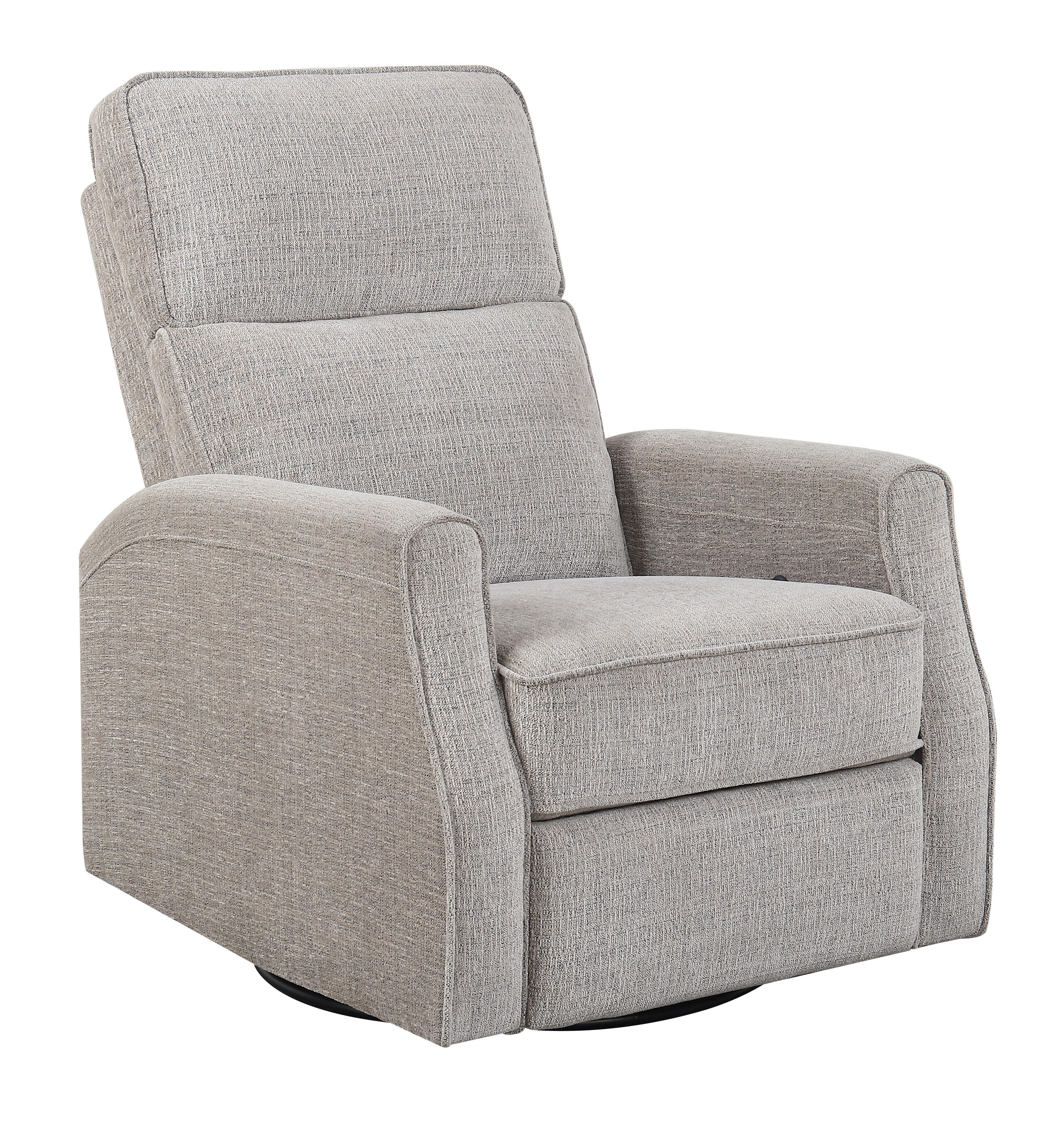 Emerald Home FurnishingsTabor Swivel Gliding Recliner, Wheat U3299-04-05