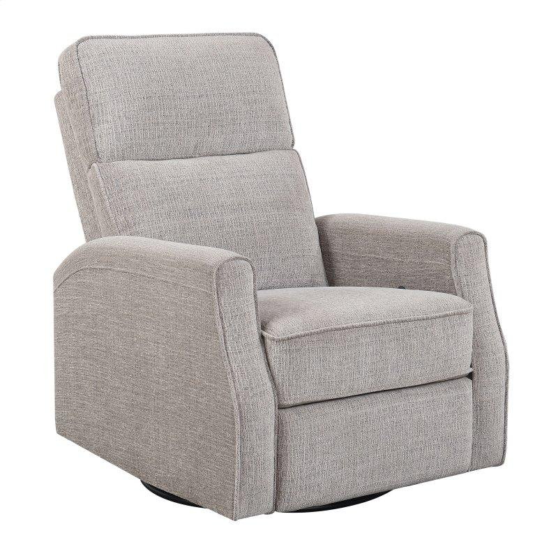Tabor Swivel Gliding Recliner, Wheat U3299-04-05