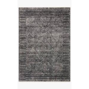 Gallery - MEL-01 ED Charcoal / Stone Rug
