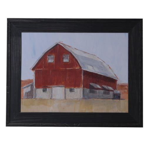 RUSTIC RED BARN 2