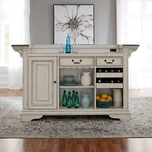 Liberty Furniture Industries - Marble Bar Top