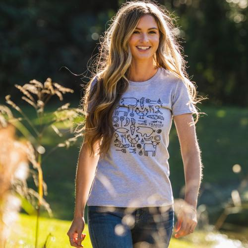 Traeger Chef's Table Women's T-Shirt - M