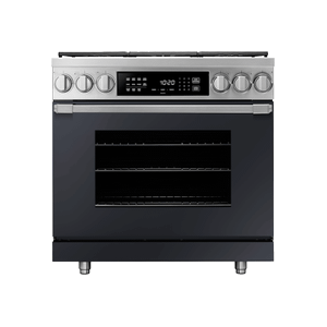 """Dacor30"""" Induction Pro Range, Anthracite, Natural Gas"""