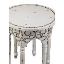 Cottage Button Table