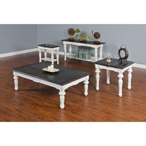 European Cottage Occasional Tables