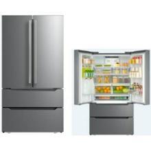 22.7 cu. ft. Energy Star French Door Refrigerator