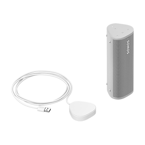 Gallery - White- Roam & Wireless Charger Set