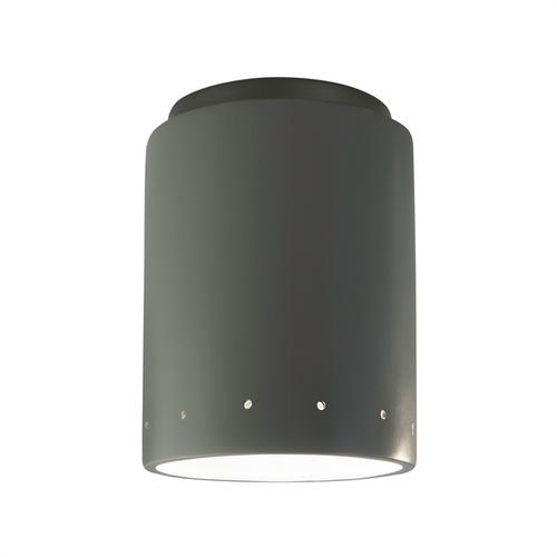 Cylinder w/ Perfs Flush-Mount Outdoor