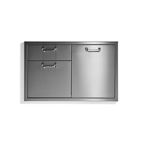 "30"" Trash Drawers Combo Unit (Professional)"