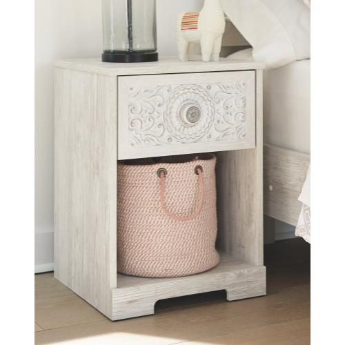 Signature Design By Ashley - Paxberry Nightstand