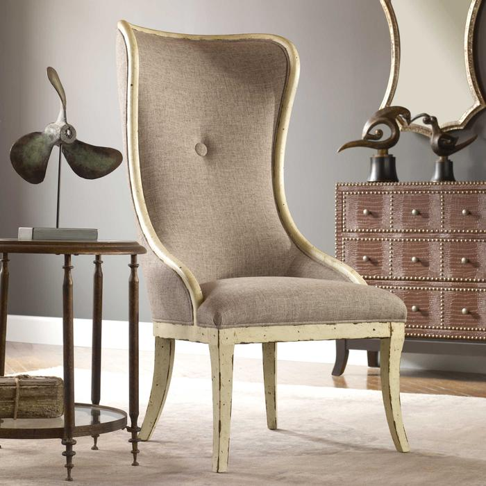 Uttermost - Selam Wing Chair