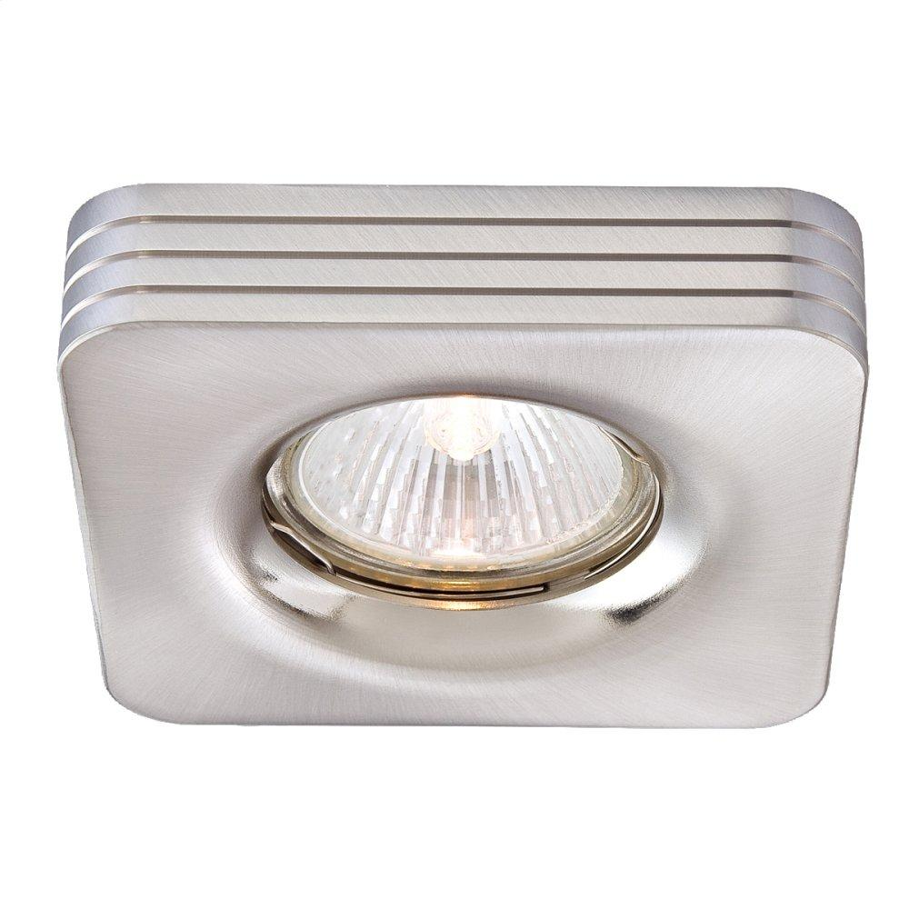 See Details - TRIM,3 1/4IN SQUARE DOWN - Satin Nickel