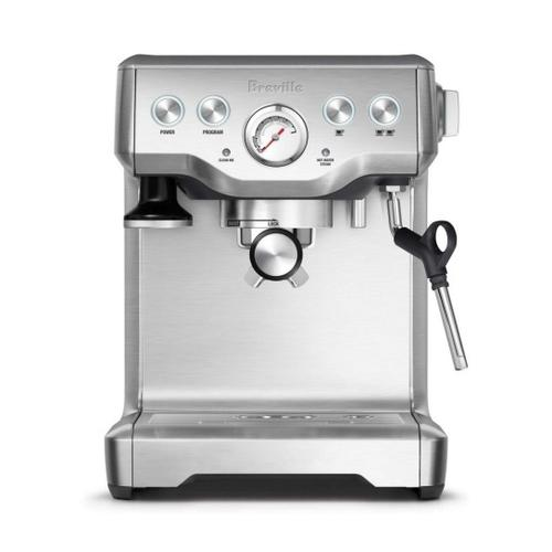 Espresso the Infuser , Brushed Stainless Steel