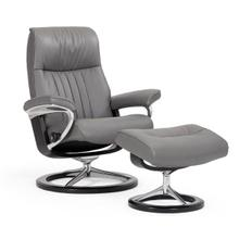 View Product - Stressless Crown (S) Signature chair