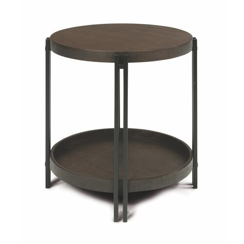 Flexsteel - Prairie Lamp Table