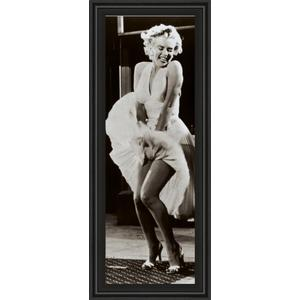 """""""The Seven Year Itch"""" By Anonymous Framed Print Wall Art"""