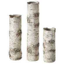 View Product - Birch Finish Branch Vase (3 pc. set)