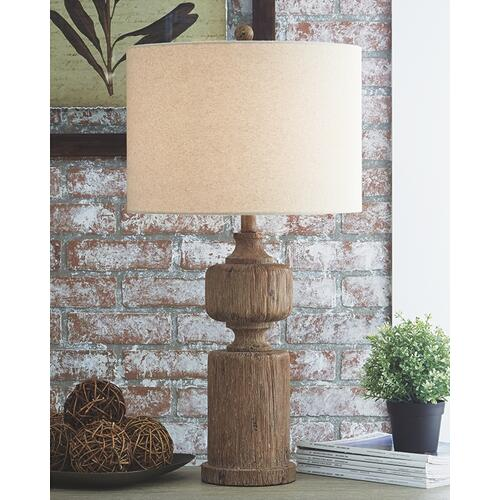 Signature Design By Ashley - Madelief Table Lamp