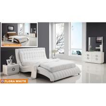 Flora - White