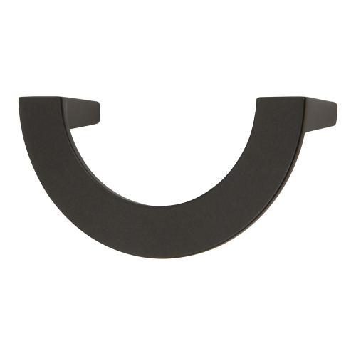 Atlas Homewares - Roundabout Pull 3 Inch (c-c) - Matte Black