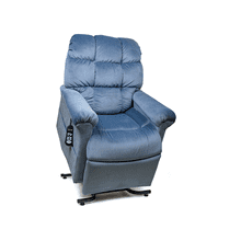 Cloud Small Medium Power Lift Recliner
