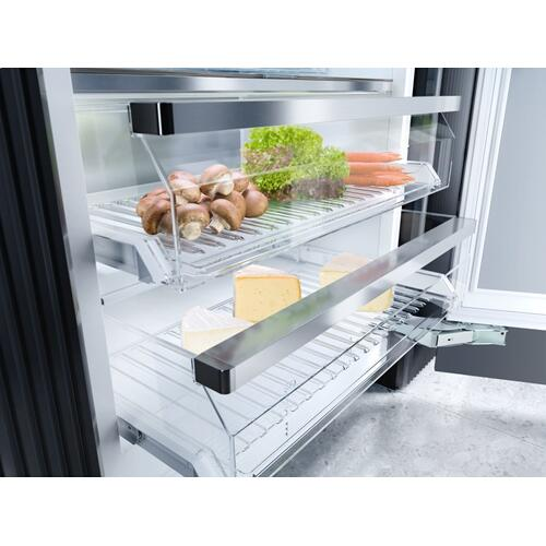 K 2801 SF - MasterCool™ refrigerator For high-end design and technology on a large scale.