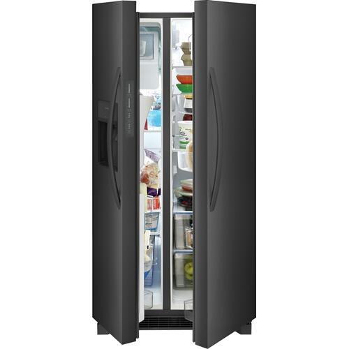 Frigidaire 22.3 Cu. Ft. 33'' Standard Depth Side by Side Refrigerator