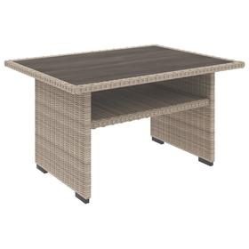 Silent Brook Multi-Use Table Beige