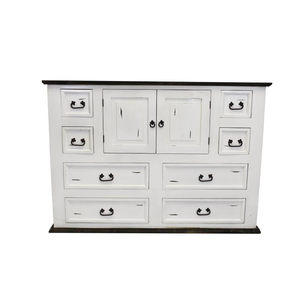 White Mansion Dresser