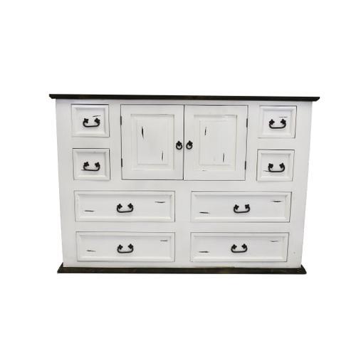 White Mansion Dresser