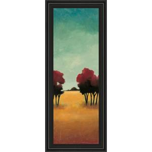"""A New Day I"" By Angelina Emet Framed Print Wall Art"