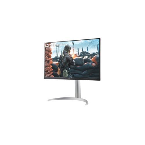 "LG - 27"" UHD IPS Monitor with VESA DisplayHDR 400"
