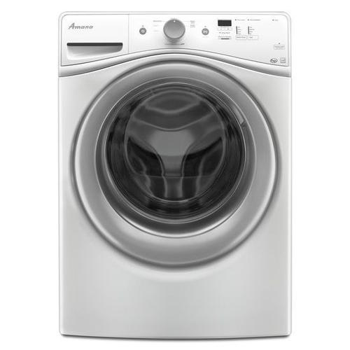 Gallery - Amana® 4.2 cu. ft. ENERGY STAR® Qualified Front Load Washer - White