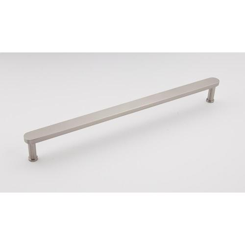 """MODERNE 12"""" DRAWER PULL A717-12 - Unlacquered Brass"""