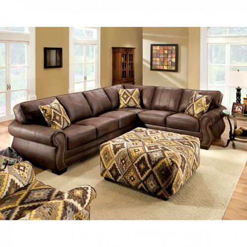 Furniture of America - Van Dyke Sectional