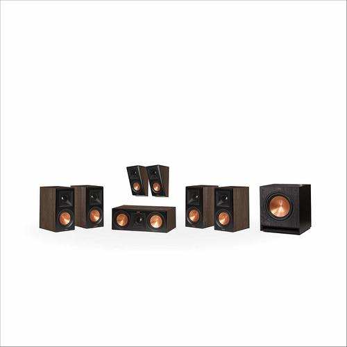 RP-600M 7.1 Home Theater System - Walnut