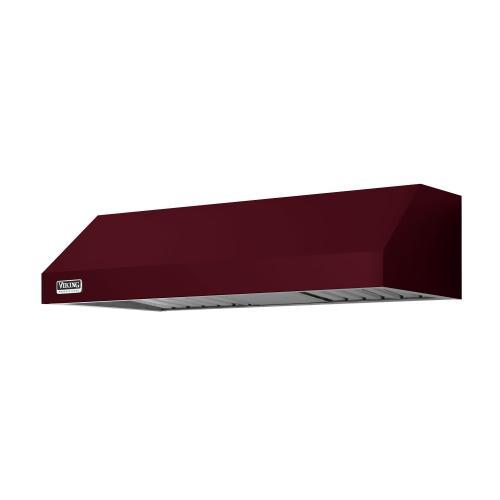 "Product Image - 36"" Wide 10"" High Wall Hood + Ventilator - VWH Viking 5 Series"