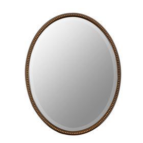 Zachary Oval Wall Mirror