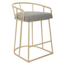 """See Details - Luna 26"""" Counter Stool"""
