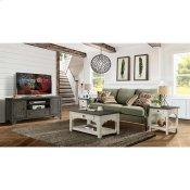 Grand Haven - 68-inch TV Console - Rich Charcoal Finish